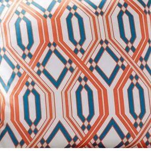 Set of 2 becks silk pottery barn pillow covers